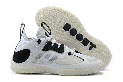 adidas Harden Vol. 5 Cloud White Core Black-Crystal White