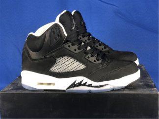 2021 Air Jordan 5 Oreo Black White CT4838-011 To Buy