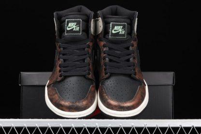 Air Jordan 1 High OG Patina Rust Shadow 555088-033 Front