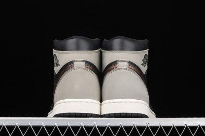 Air Jordan 1 High OG Patina Rust Shadow 555088-033 Heel