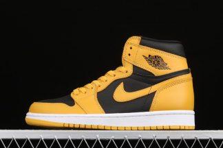 Air Jordan 1 High OG Pollen Yellow 555088-701 To Buy