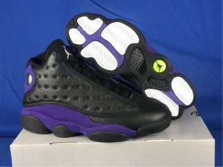 Air Jordan 13 Retro Black Court Purple White DJ5982-015 To Buy
