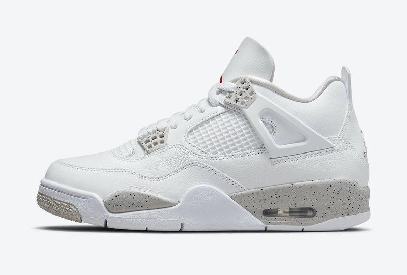 Jordan 4 White Oreo