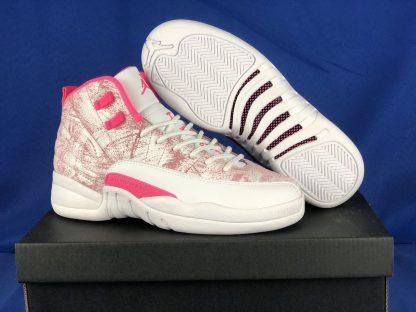 Buy Air Jordan 12 GS Arctic Punch 510815-101
