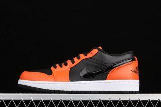 Compra Air Jordan 1 Low SE Black Turf Orange CK3022-008 Online