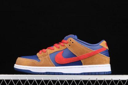 Compra Scarpe Online BQ6817-700 Nike SB Dunk Low Papa Bear