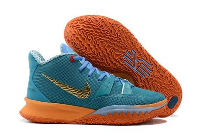 Concepts x Nike Kyrie 7 Ikhet Teal Orange To Buy
