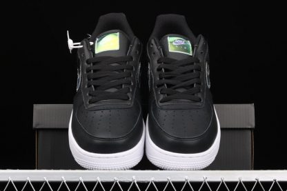 Nike Air Force 1 Iridescent Pixel In Black CV1699-002 Upper