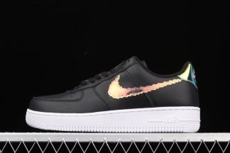 Nike Air Force 1 Iridescent Pixel In Black CV1699-002 To Buy