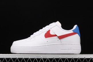 Nike Air Force 1 LXX White Game Royal University Red DC1164-100 On Sale