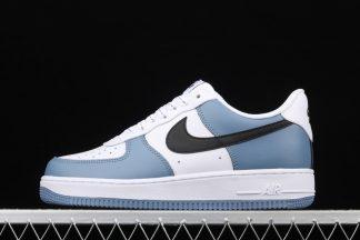 Nike Air Force 1 Low Blue Black White
