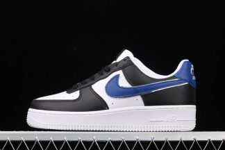 Nike Air Force 1 Low Shooting Stars Black White Royal DD9784-001 To Buy