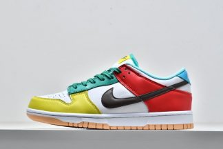 Nike Dunk Low FREE.99 DH0952-100 In White