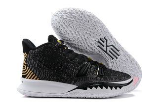 Nike Kyrie 7 Black Arctic Punch-Opti Yellow