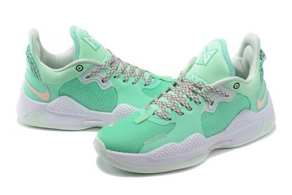Nike PG 5 Play For The Future Green Sale