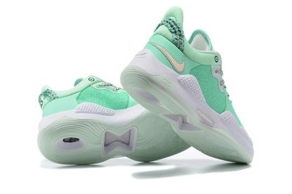 Nike PG 5 Play For The Future Green Heel