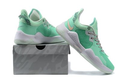 Nike PG 5 Play For The Future Green Pair