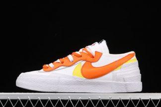 Sacai x Nike Blazer Low Magma Orange DD1877-100 To Buy