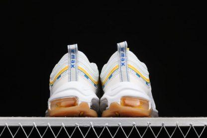 Undefeated x Nike Air Max 97 UCLA DC4830-100 Heel