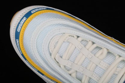 Undefeated x Nike Air Max 97 UCLA DC4830-100 Toebox