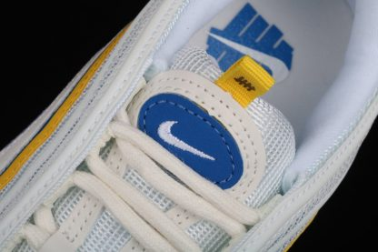 Undefeated x Nike Air Max 97 UCLA DC4830-100 Tongue