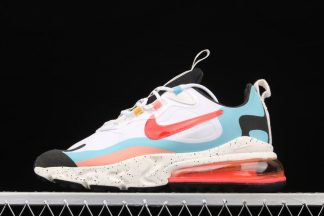 Vibrant Nike Air Max 270 React The Future is in the Air DD8498-161