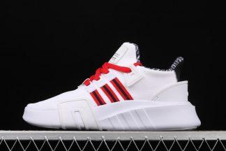 adidas EQT Bask ADV White Black Red