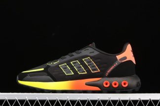 adidas LA Trainer III S Black Orange Yellow FY3842 To Buy