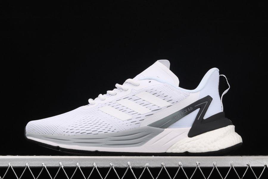 adidas Response Super Shoes White Black FX4830