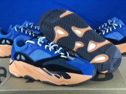 adidas Yeezy Boost 700 Bright Blue Orange GZ0541