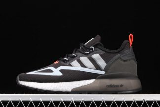adidas ZX 2K Boost Black Halo Silver FY5724 To Buy