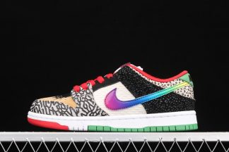 2021 Nike SB Dunk Low What The P-Rod CZ2239-600