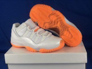 2021 Nike WMNS Air Jordan 11 Retro Low Bright Citrus