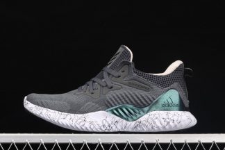 Chaussures adidas Alphabounce Beyond Black Teal Acheter en Ligne Pas Cher
