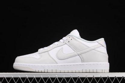 DD1503-103 Nike Dunk Low White Photon Dust