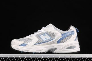 New Balance MR530KC Steel Blue White-Grey Pas Cher