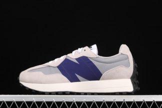 New Balance MS327FC Gray Purple Online Kopen