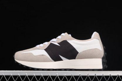 New Balance MS327FE Sea Salt Black Schuhe Kaufen