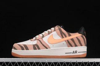 Nike Air Force 1 Low Daktari Stripes DJ6192-100 Pas Cher