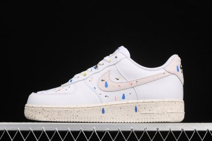 Nike Air Force 1 Low Paint Splatter White CZ0339-100 To Buy