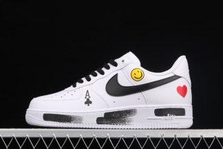 Nike Air Force 1 Low Poker White Black