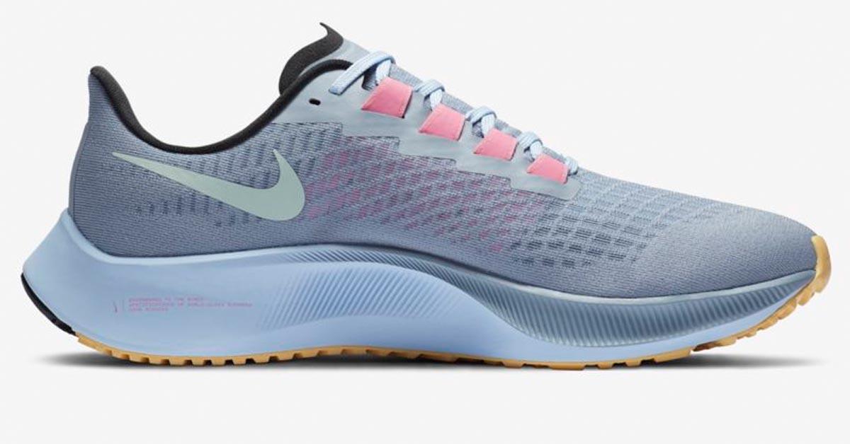 Nike Air Zoom Pegasus 37_nike react foam midsole