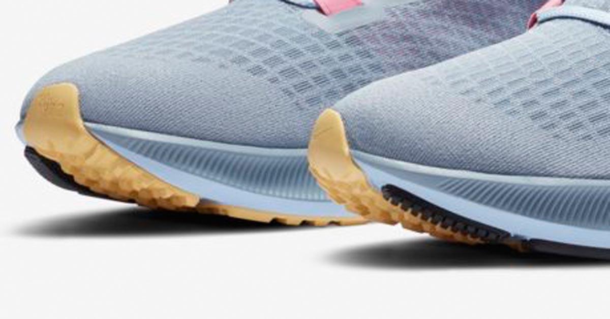 Nike Air Zoom Pegasus 37 outsole