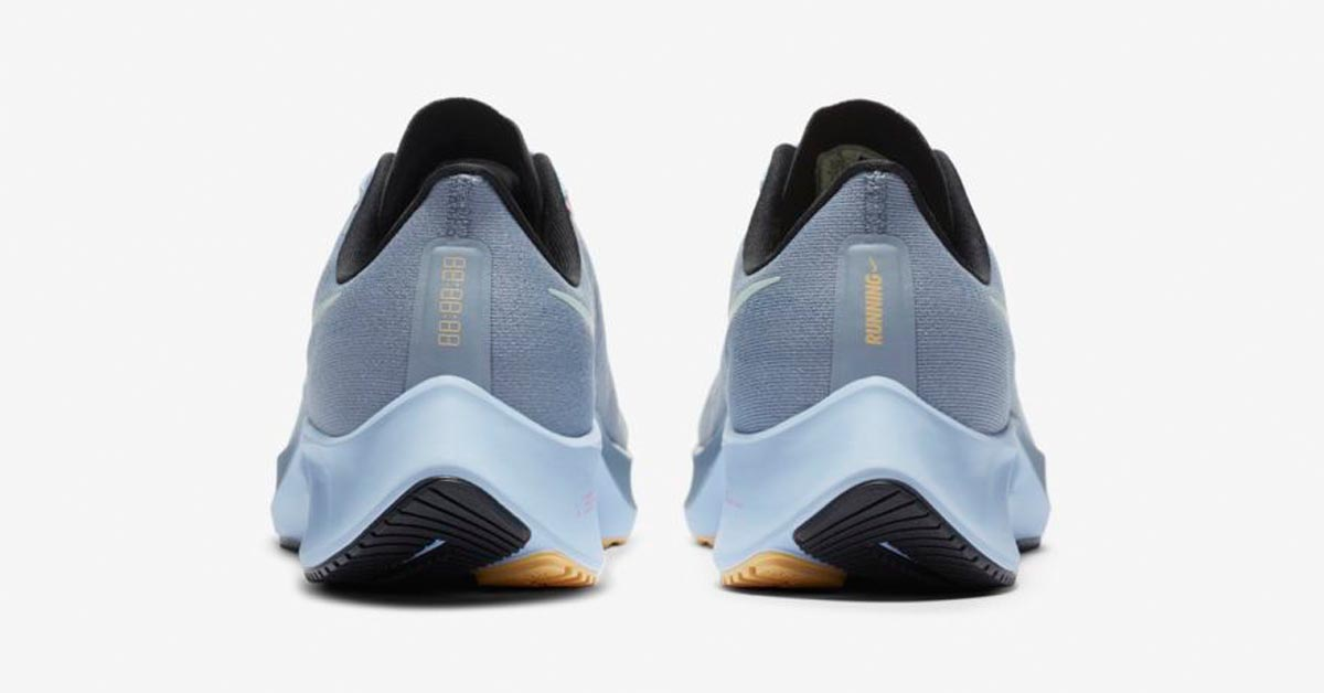 Nike Air Zoom Pegasus 37 outsole back