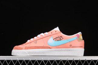 Nike Blazer Low 77 WMNS Ecstasy Crimson DJ4281-641 On Sale