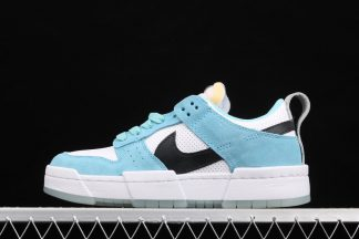 Nike Dunk Low Disrupt Copa Blue White DD6619-400 For Sale