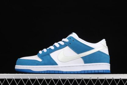 Nike Dunk Low Pro IW Ishod Wair Blue Spark White-Black