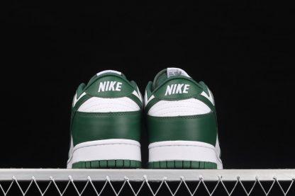 Nike Dunk Low Team Green CW1590-102 Heel