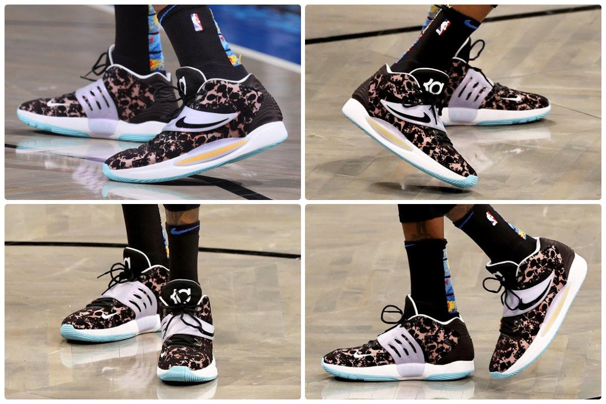 Nike KD 14 On Feet