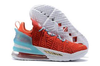 Nike LeBron 18 Gong Xi Fa Cai Red CW3155-600 Cheap Sale